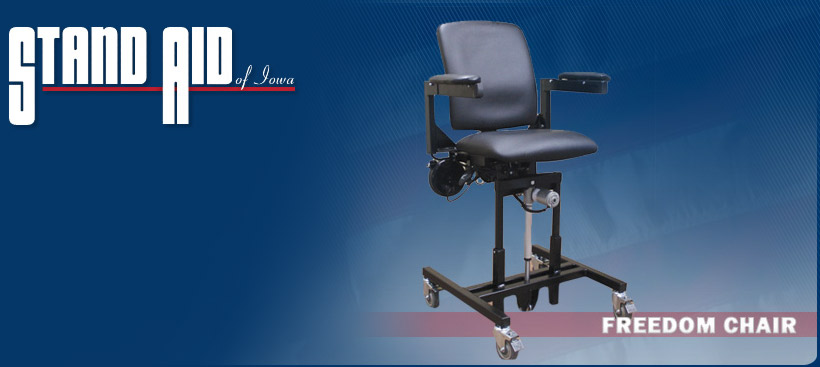 Freedom Chair from Stand Aid
