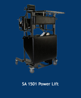 SA 1501 Power Lift standing frame