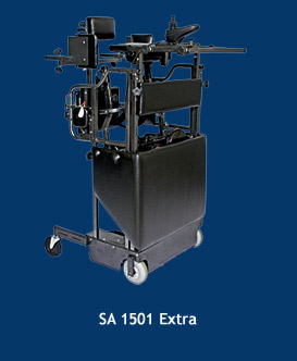 SA 1501 Extra Power Lift standing frame